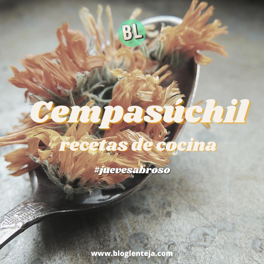 Cempasúchil: recetas de cocina
